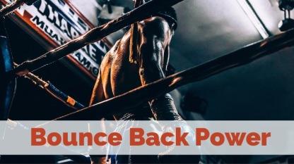 Bounce BackBlog
